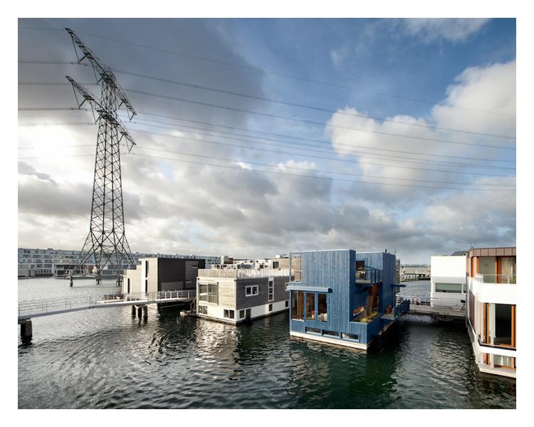 Wonen In Ijburg : Hollands zicht nieuwbouw waterwoning ijburg amsterdam