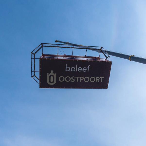 21 Oostpoort opening