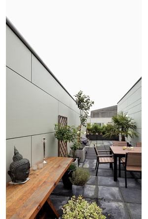Interieurs Woongebouw Oostpoort blok 7 door Hollands Zicht archi