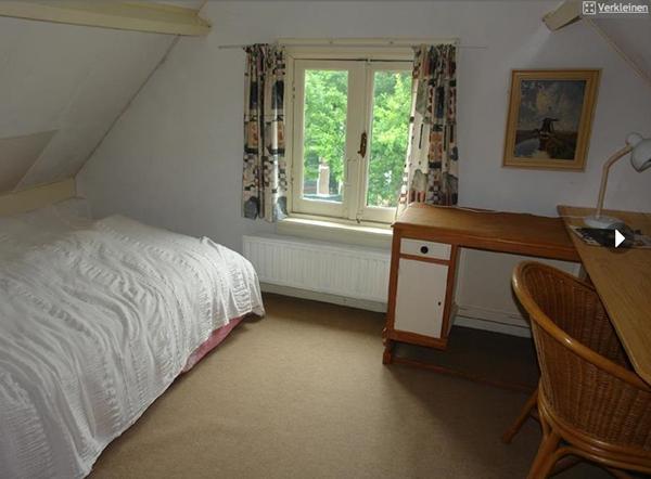 Steenenkamer - slaapkamer bestaand
